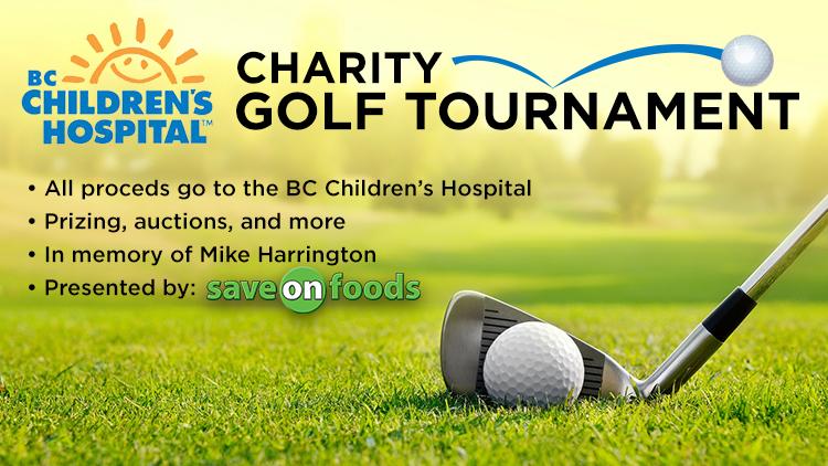 7th Annual BC Children's Hospital Charity Golf Tournament