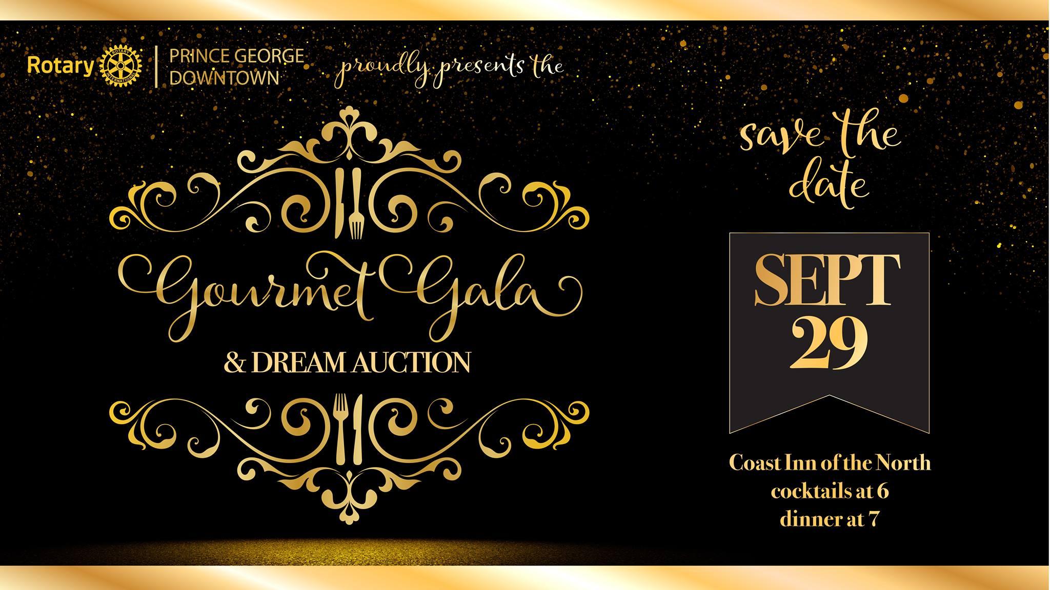 Gourmet Gala & Dream Auction