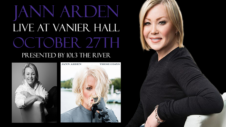 Feature: http://www.1013theriver.com/2018/06/27/an-evening-with-jann-arden/