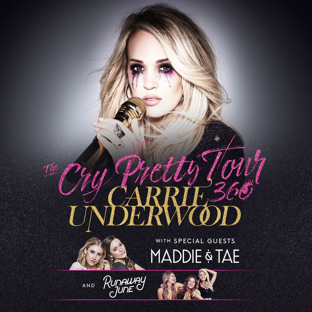 Carrie Underwood - Vancouver May 25th