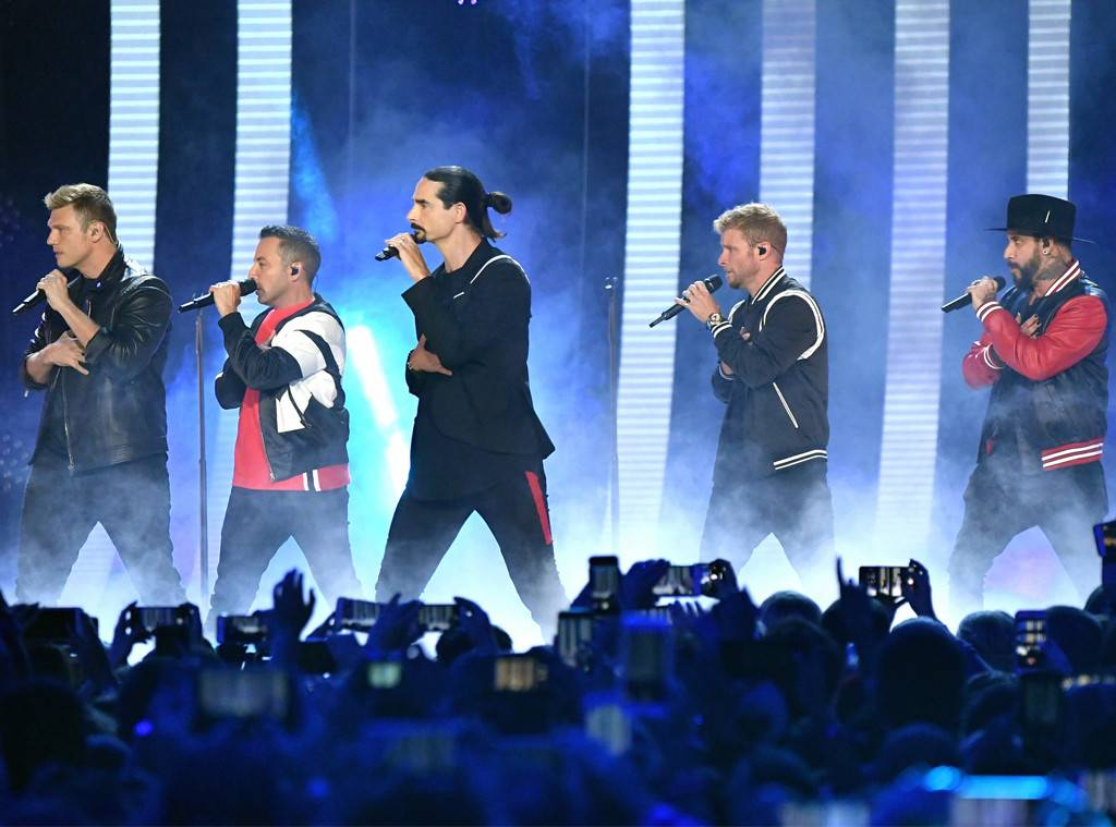 14 Injured at Backstreet Boys Concert
