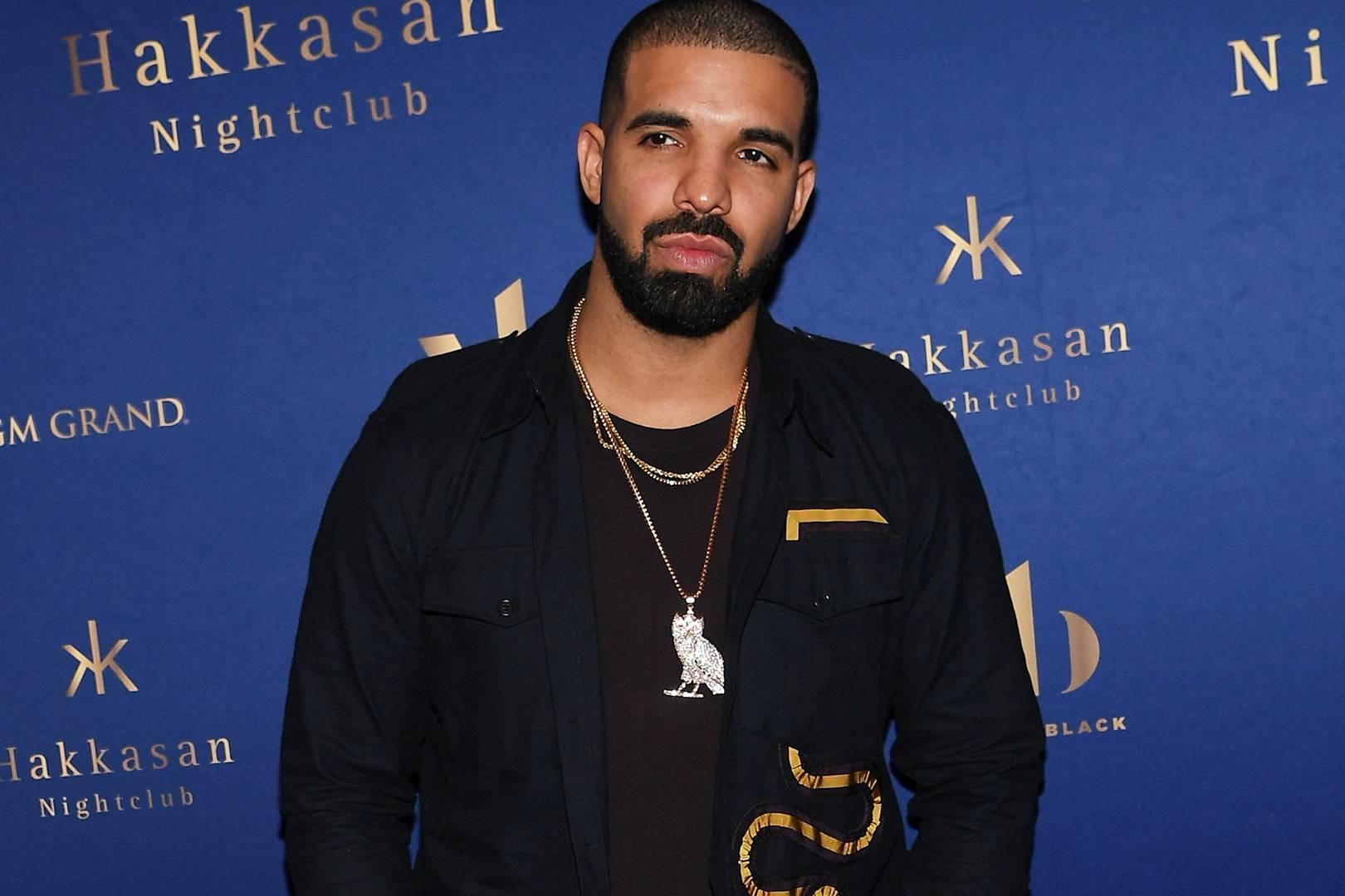 Drake's bling