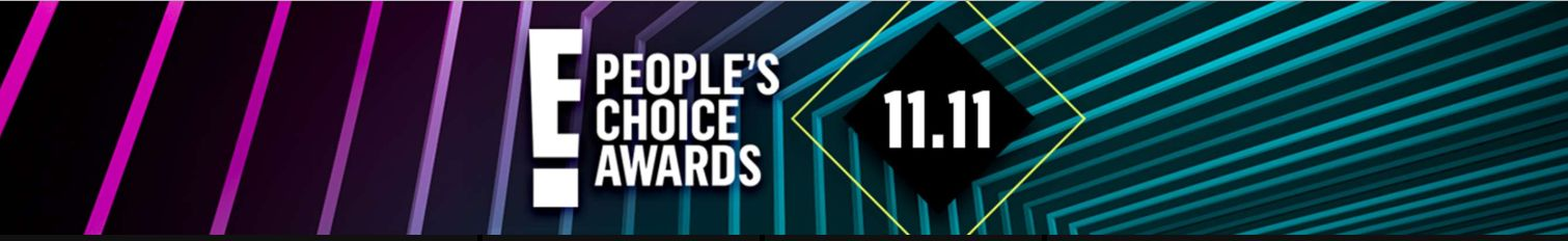 E! People's Choice Awards - Nominees