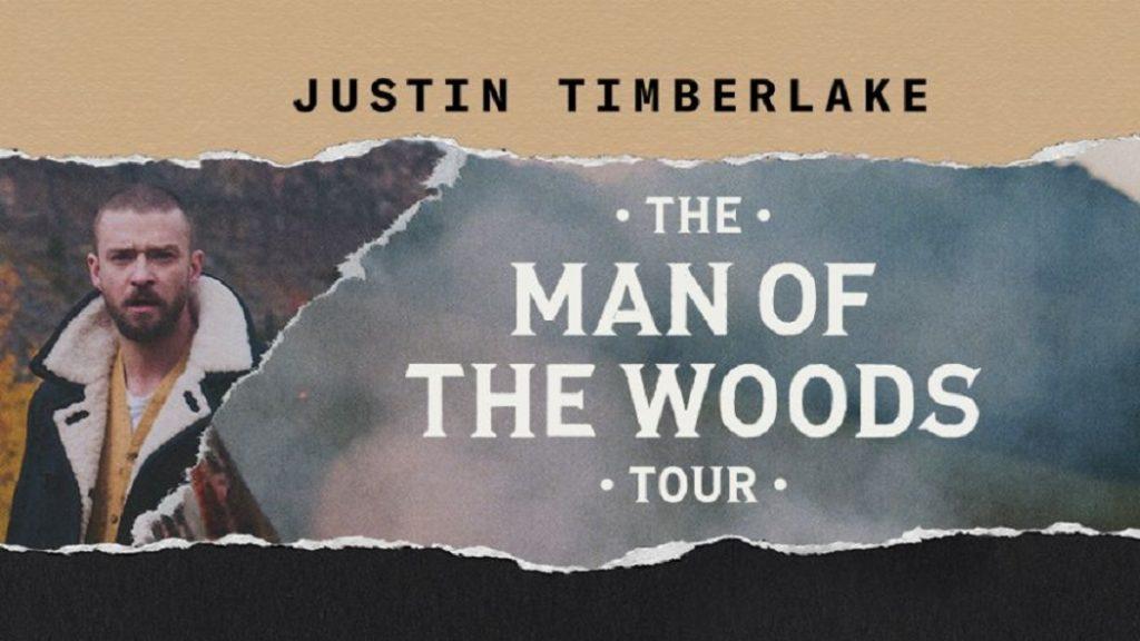 Justin Timberlake postponed in Edmonton