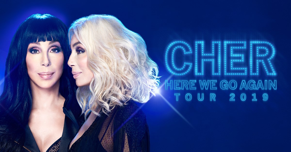 CHER – Vancouver May 30th