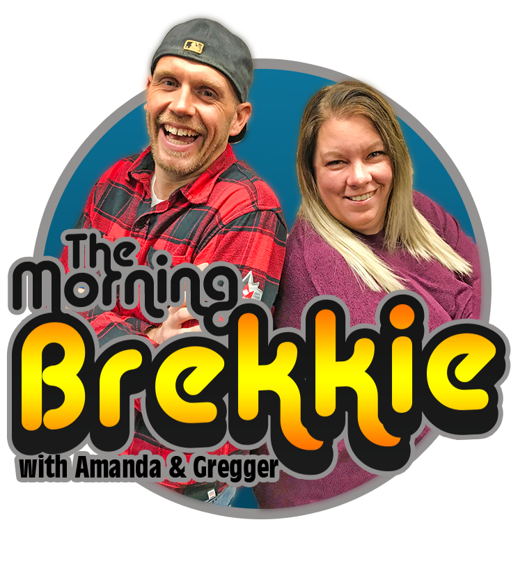 The Morning Brekkie with Amanda & Gregger