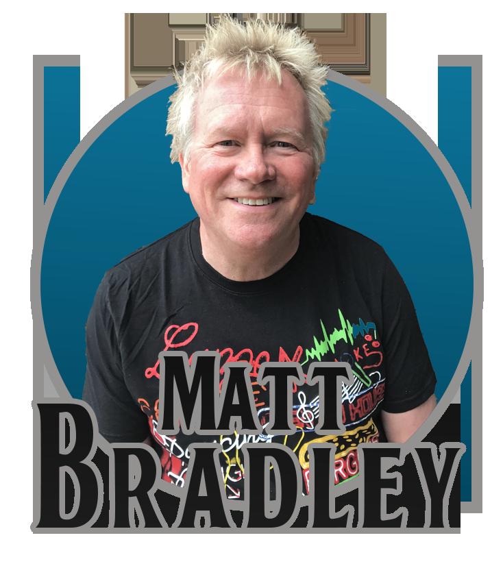 Afternoons with Matt Bradley