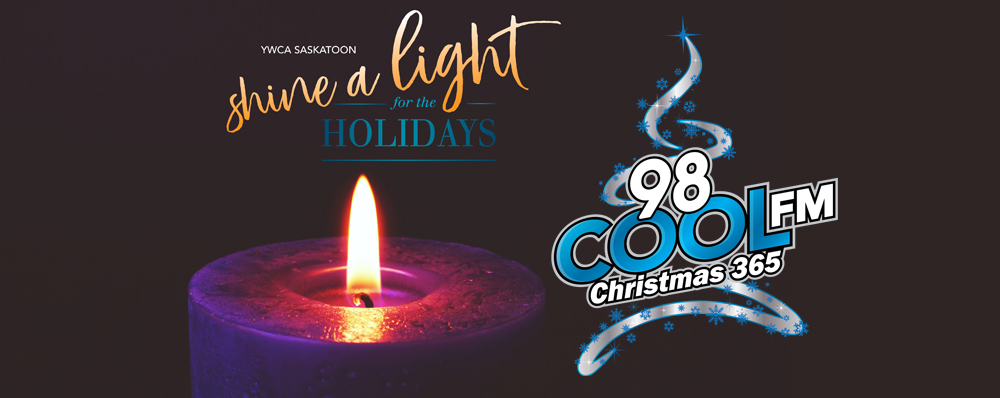 Feature: https://www.98cool.ca/ywca-shine-a-light-with-98cool-christmas-365/