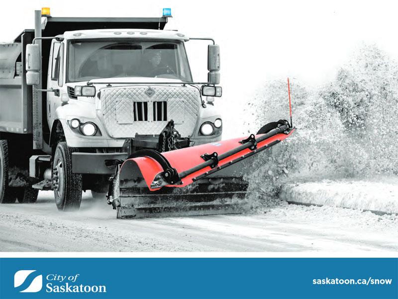 Snow Plow Training