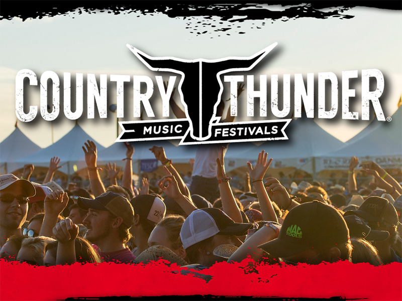 Security Tightens at Country Thunder Music Festival