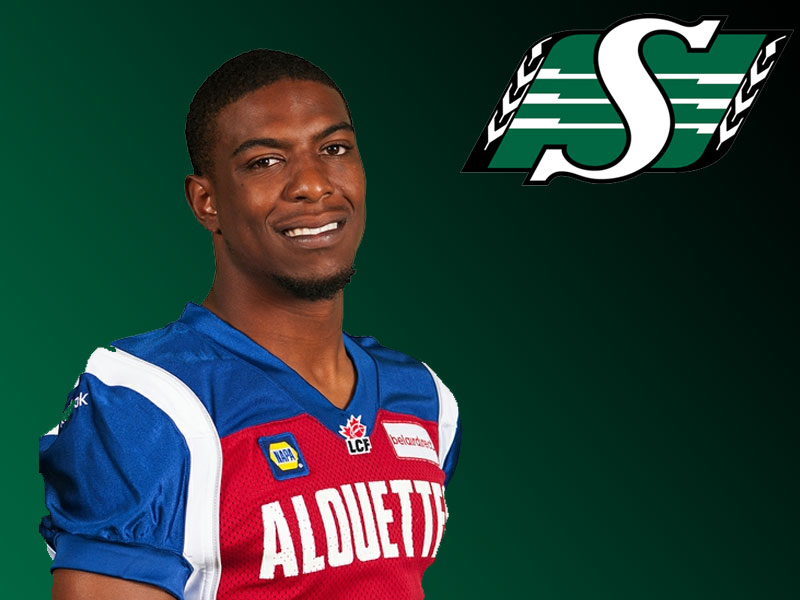 Roughriders Part Ways with Receiver Duron Carter