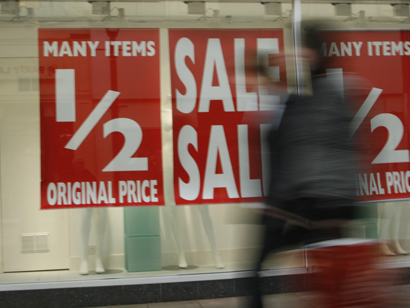 Retail Sales Slightly Up in Saskatchewan in February