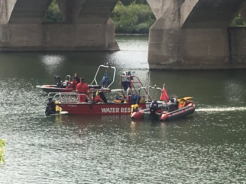 River Search Called Off