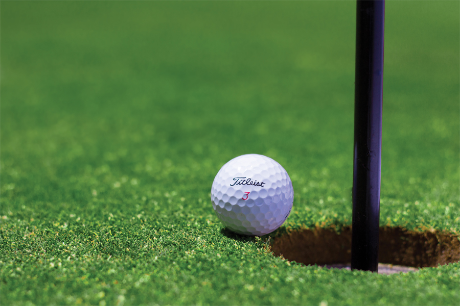 Saskatchewan Junior Golfers Struggle at Canadians
