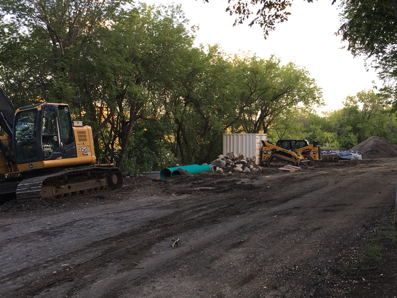 Upgrading Meewasin Trail