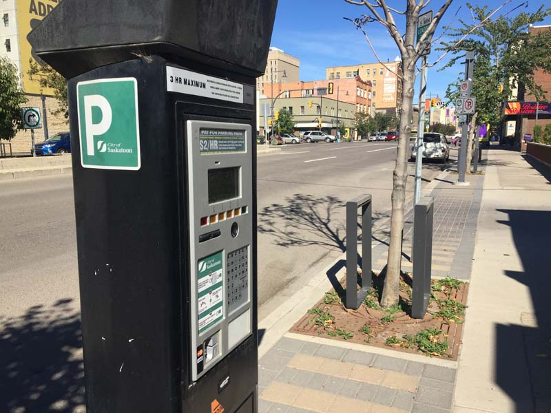 Parking Stations Require Payment on Holiday Monday