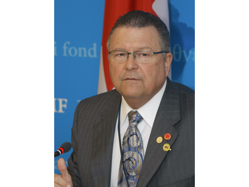 Goodale Defends Trans Mountain Decision