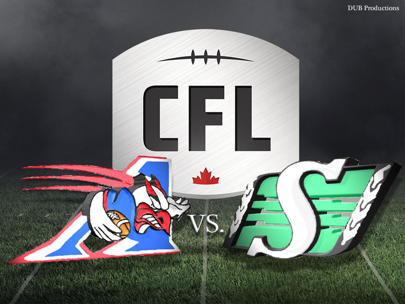Riders Fall at Home to Montreal Saturday Night