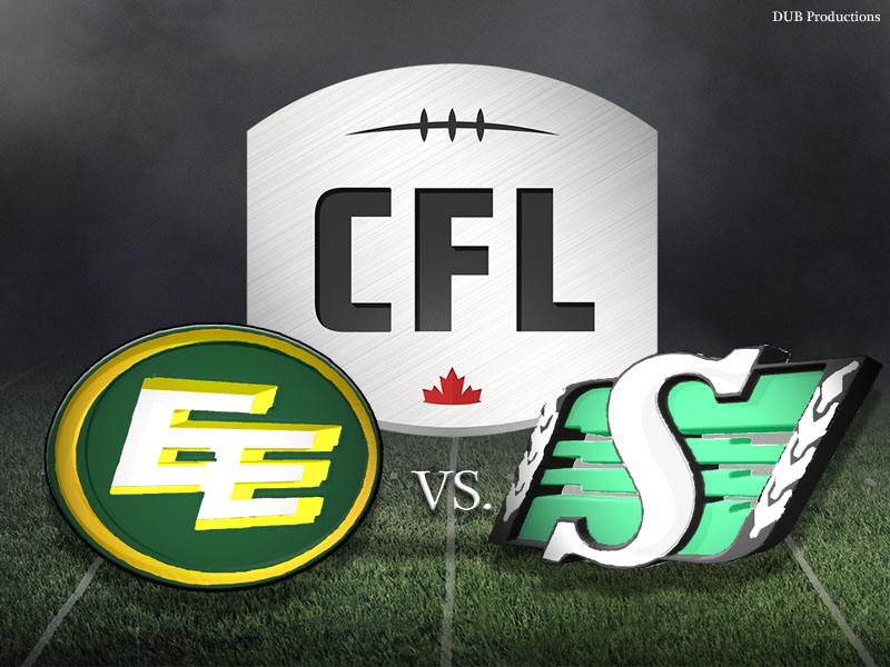 Late Rally Allows Eskimos to Live Life of Reilly at Riders Expense