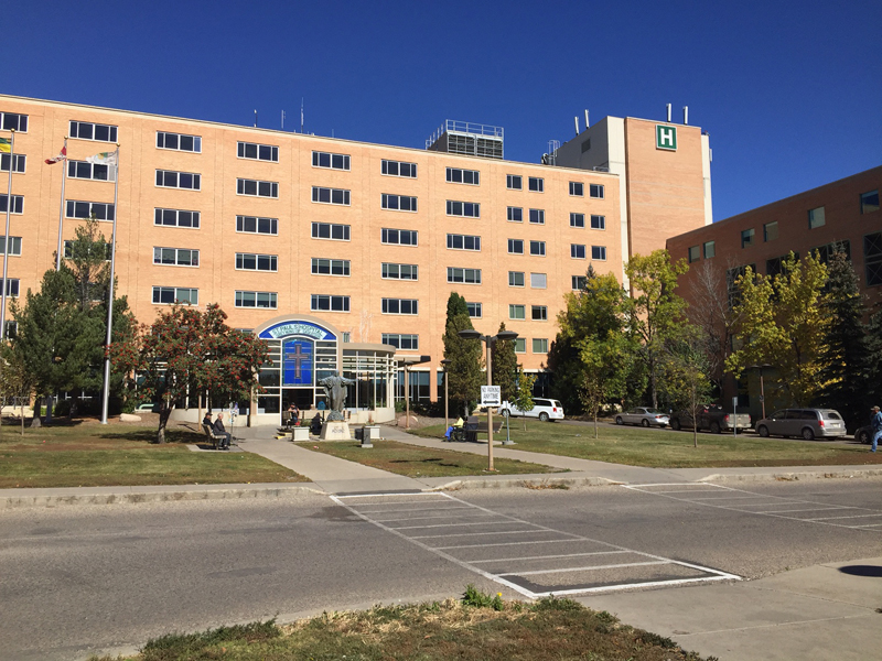 Confusion Between St. Paul's Hospitals in Saskatoon and Vancouver