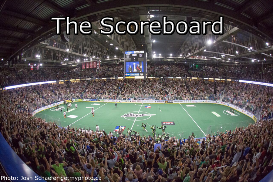 Friday Scoreboard