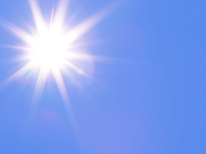 Hot Week Expected Across the Province