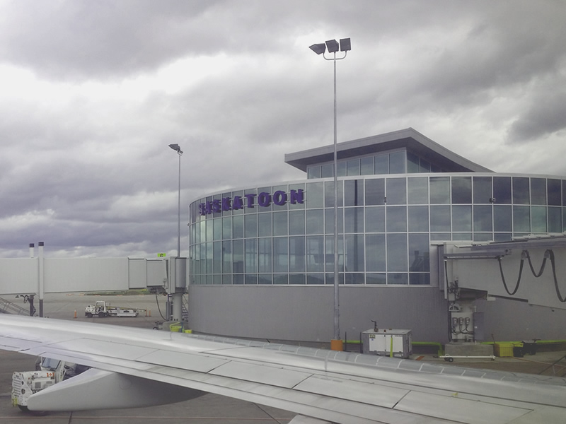 Saskatoon Airport Makes Plans to 2040