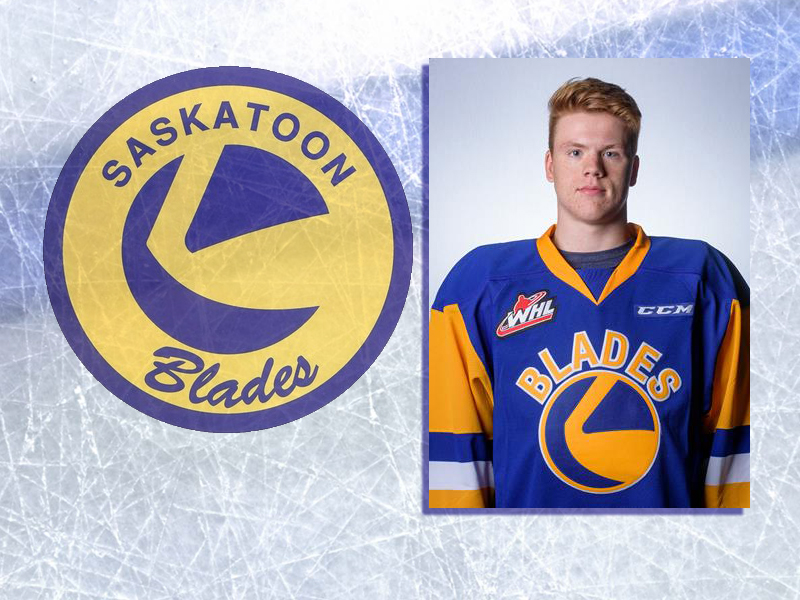 Blade Scores on Blade as Canadian Under-18 Selection Camp Continues