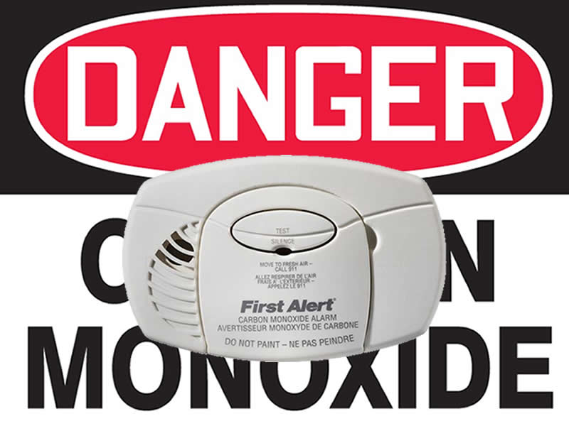 Carbon Monoxide Detector Saves The Day