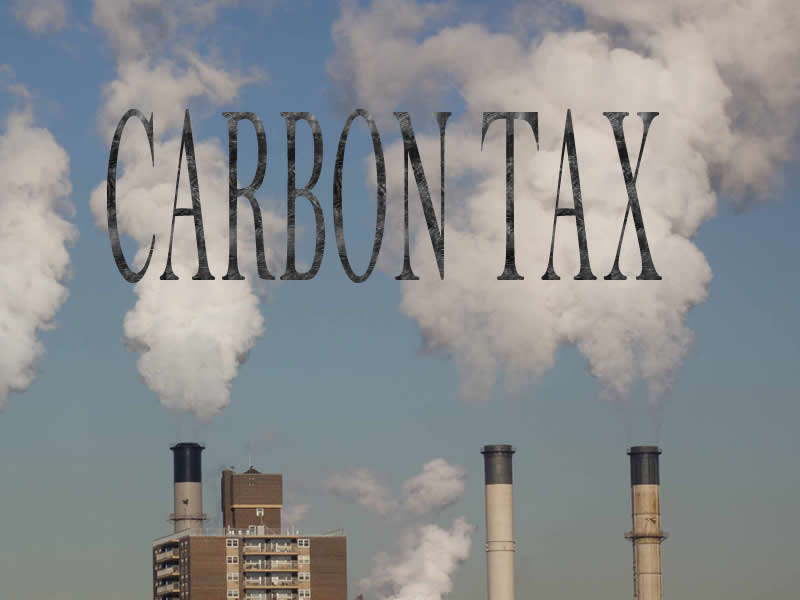 Prime Minister Unveils Carbon Tax And Rebates