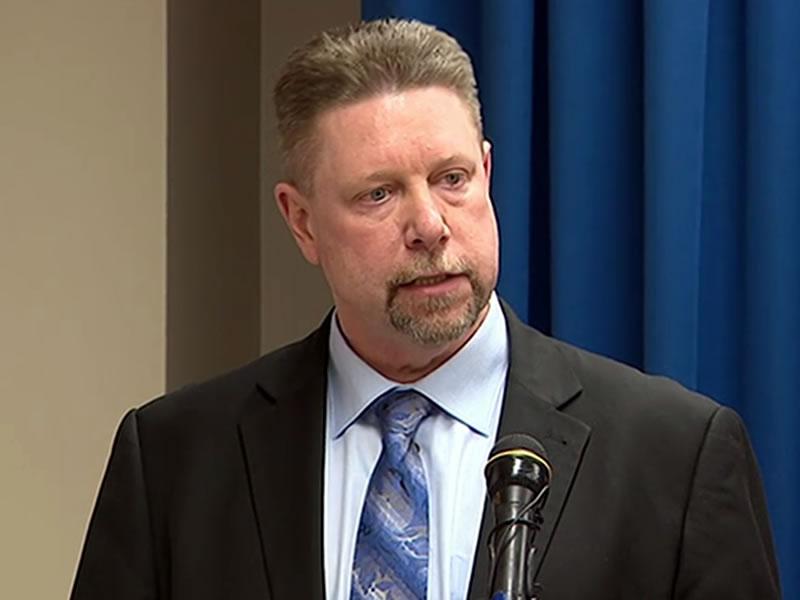 Cooper Calls Legal Cannabis a New Industry for Cops