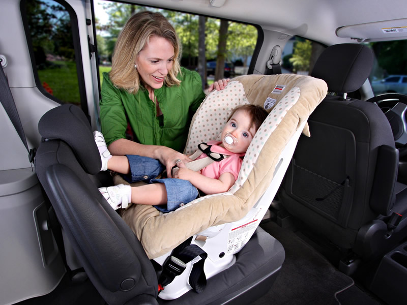 For a Short Time, You Can Recycle Your Car and Booster Seats