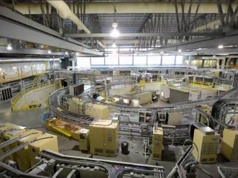 Unexpected Shutdown At Canadian Light Source Means Delaying Research