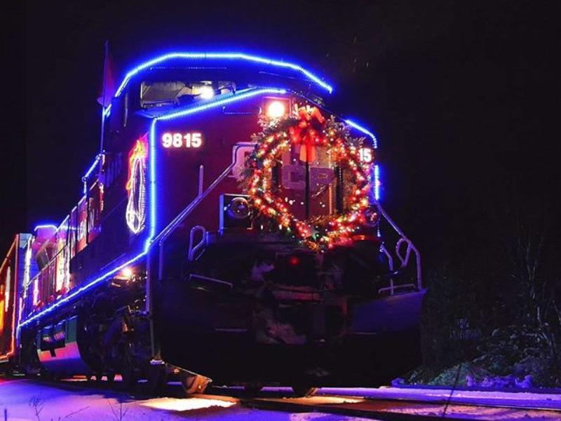 The Holiday Train Rumbles Through Saskatchewan