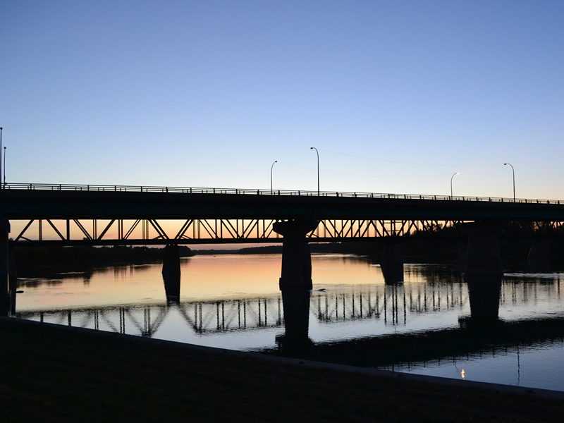 A Proposal to Make the Diefenbaker Bridge in Prince Albert a Toll Bridge