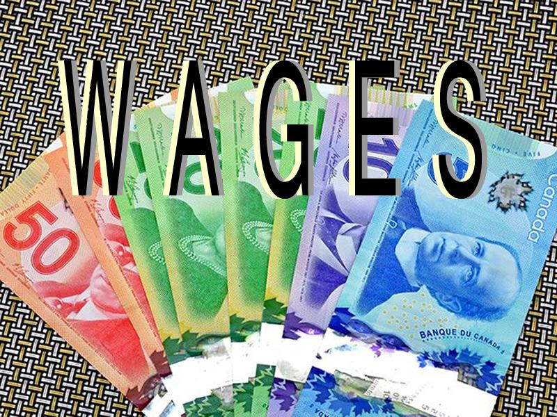 Saskatchewan to Set the Bar for Wage Hikes Next Year