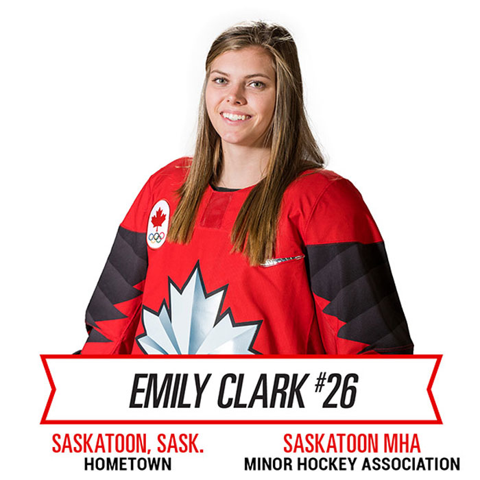 Saskatoon's Clark Out of Hometown Four Nations Cup Tournament