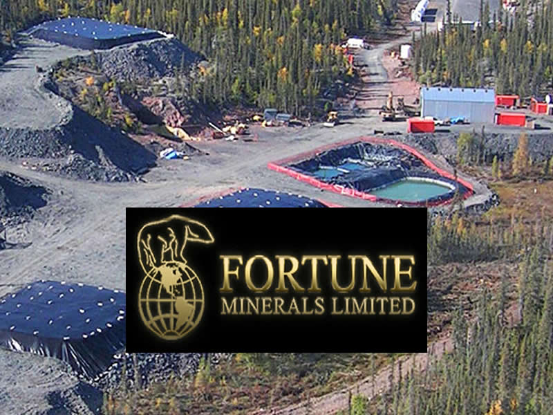 Fortune Minerals Moves Another Step Towards a Refinery Near Langham