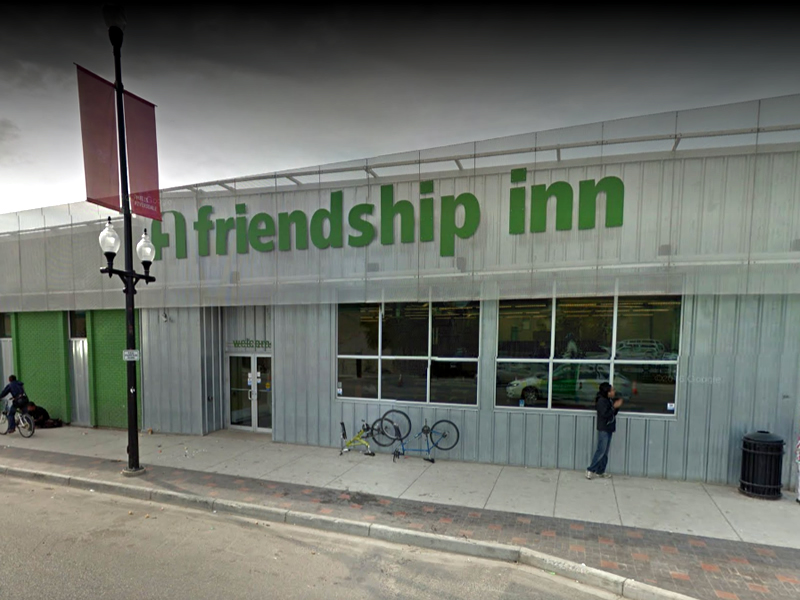 Around 14-Hundred Expected for Thanksgiving at the Friendship Inn