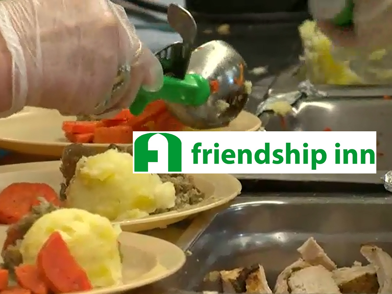 Friendship Inn Needs A Few More Items For Thanksgiving Meal
