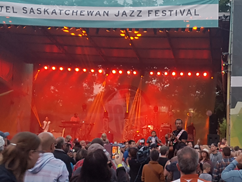 Jazz Festival Reaches Into Places You Might Not Expect