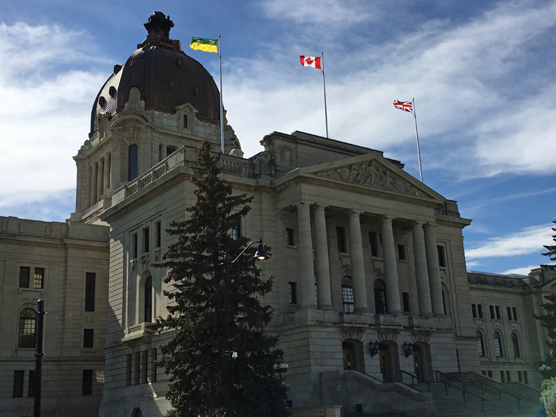 Update: Protest Camp at Legislature