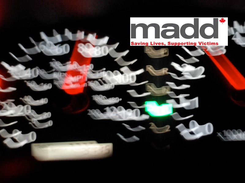 Provincial Funding For MADD
