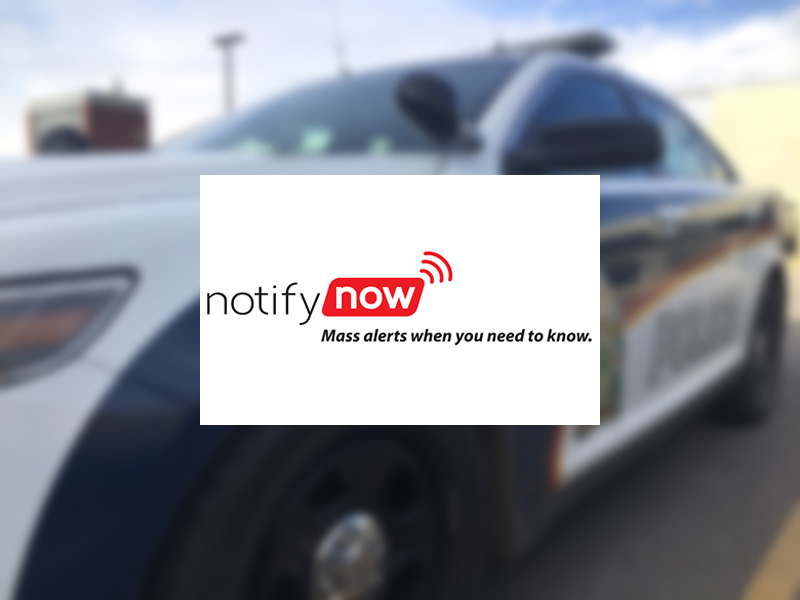 City Encourages Residents To Sign Up For NotifyNow