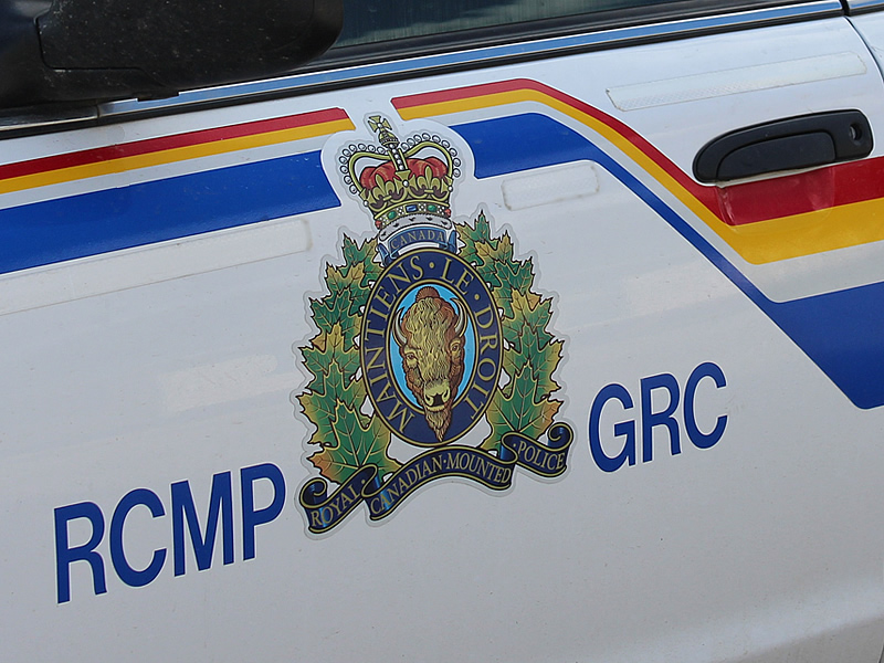Greenwater RCMP Looking for Help With Tractor Theft Incident