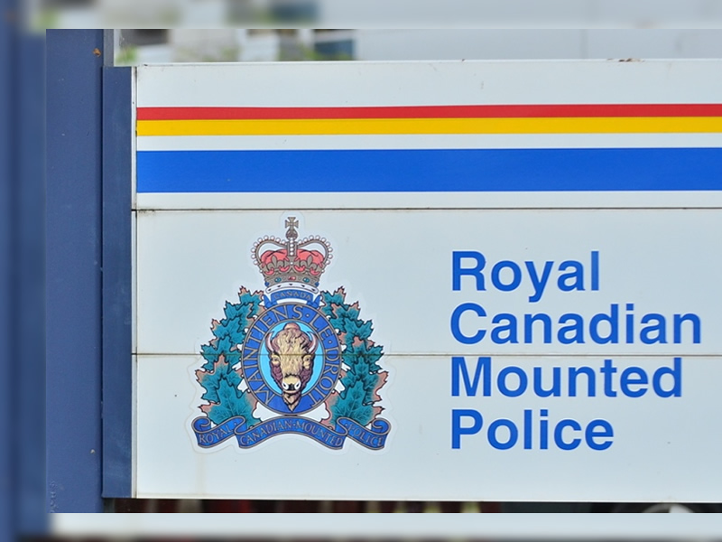 RCMP Involved in a Shoot-Out on the Weekend