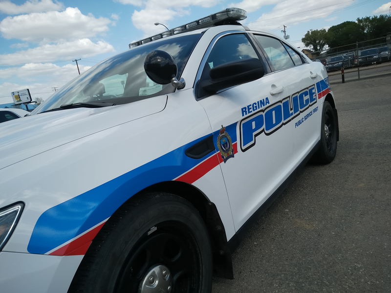 Robbery Involving a Car in Regina Saturday