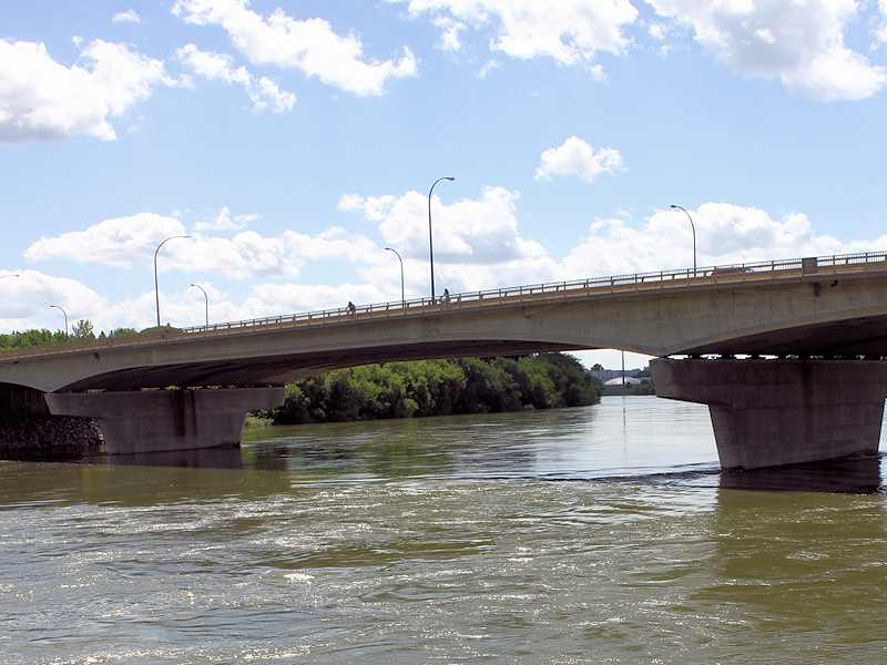 Sid Buckwold Bridge Northbound Will be Closed Overnight Wednesday