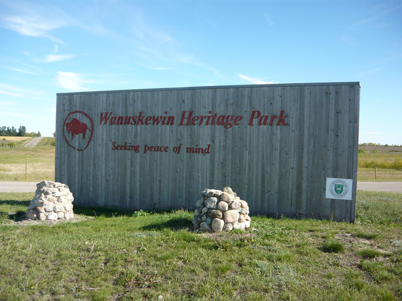 The new Wanuskewin will include the return of the Bison