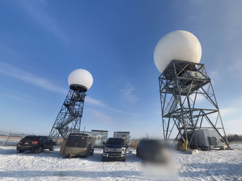 Doppler Radar Celebrates 20 years